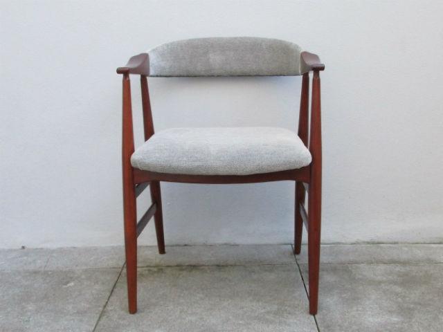 Chair Nordic type. Nordic furniture. Vintage furniture. Classical furniture. Restoration.