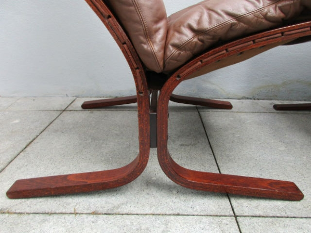 Ingmar Relling chair, model Siesta. Nordic furniture. Vintage furniture. Classical furniture. Restoration.