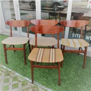 Cadeiras nórdicas produzidas pela Farstrup