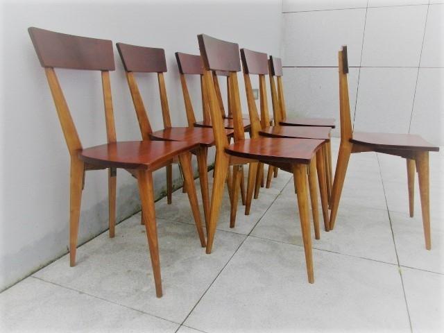 Vintage chairs. Nordic furniture in Porto. Vintage furniture in Porto. Restoration of furniture in Porto.