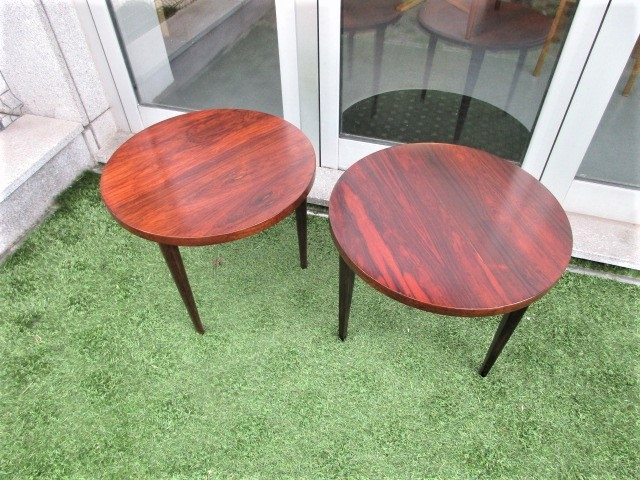 vintage coffee table in rosewood. Nordic furniture in Porto. Vintage furniture in Porto. Furniture restoration in Porto.